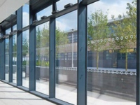 Commercial window installations from Window Wise