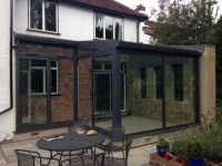 Contemporay Garden Room