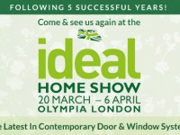 Ideal Home Show - Window Wise