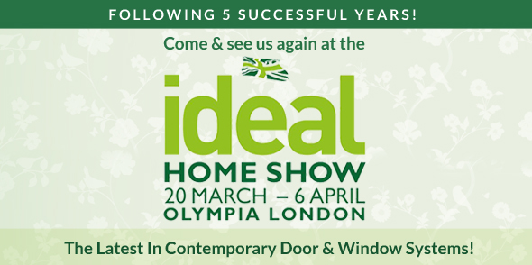 doors exhibited at the ideal home show window wisewindow wise