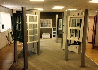 Visit our Windows & Doors Showroom in Hertfordshire