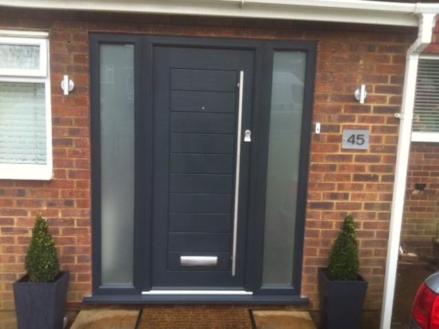 Front Door Manufacture Installation In Watford Window Wise