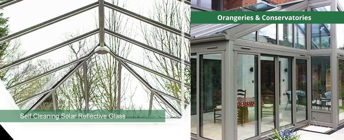 Orangeries & Conservatories