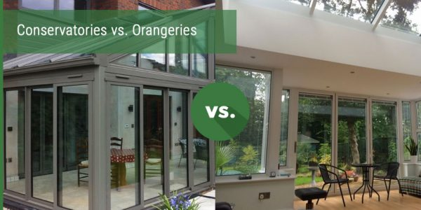 Orangeries Vs. Conservatories