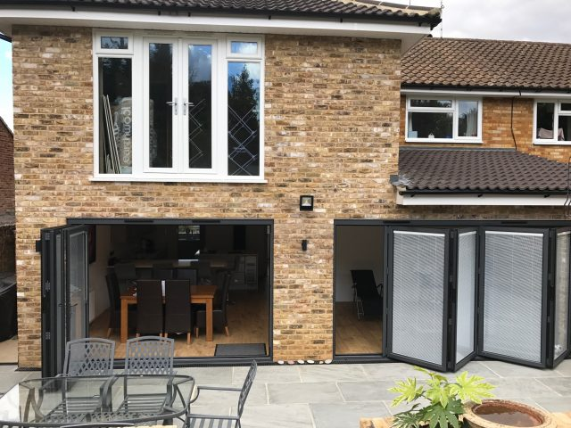 Bi-folding Doors from Window Wise