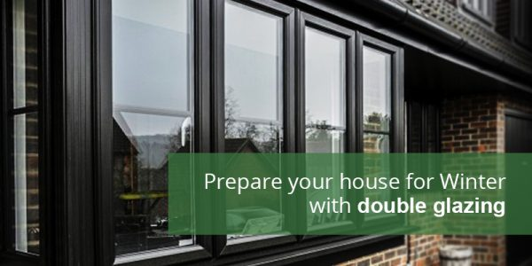 Prepare your house for winter with double glazing