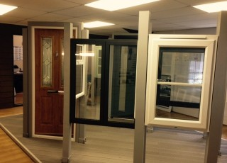 Visit our Windows & Doors Showroom in Hertfordshire