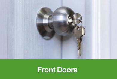 View our range of Front Doors