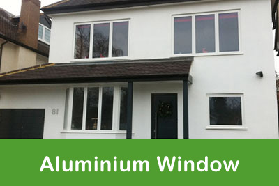 View our range of Aluminium Windows